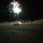 Fyrværkeri nytårsaften